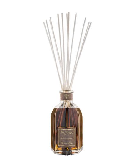 Dr. Vranjes Firenze Oud Nobile Glass Bottle Collection Fragrance Diffuser, 8.4 oz./ 250 mL