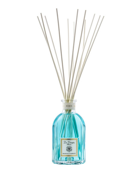 Acqua Glass Bottle Home Fragrance, 17 oz./ 500 mL