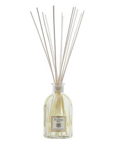 Ginger Lime Glass Bottle Home Fragrance, 17 oz./ 500 mL