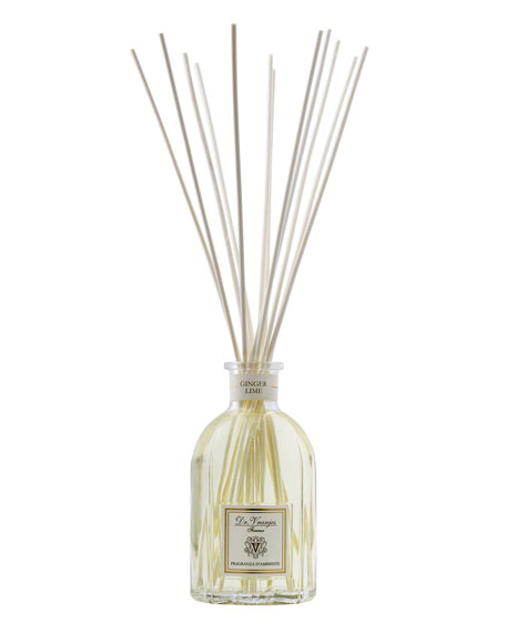 Ginger Lime Glass Bottle Home Fragrance, 17 oz./ 500 mL