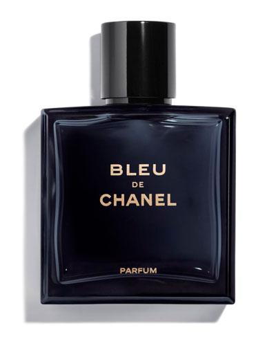 <b>BLEU DE CHANEL</b><br>Parfum Spray, 3.4 oz.
