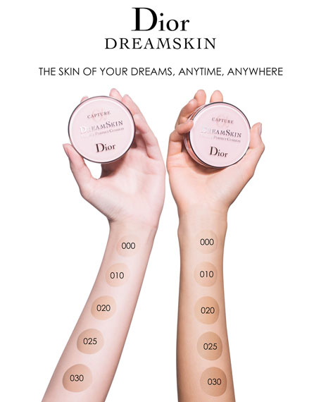 Dior Dreamskin Fresh + Perfect Cushion Foundation Refill