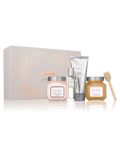 Luxe Indulgences Ambre Vanille Luxe Body Collection
