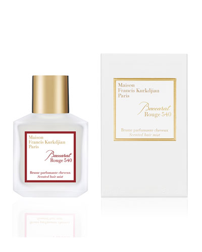 Baccarat Rouge 540 Scented Hair Mist  2.4 oz./ 70 mL