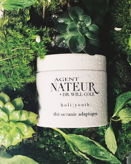 Agent Nateur Agent Nateur + Will Cole Holi (youth) Supplement – The Ocean Adaptogen