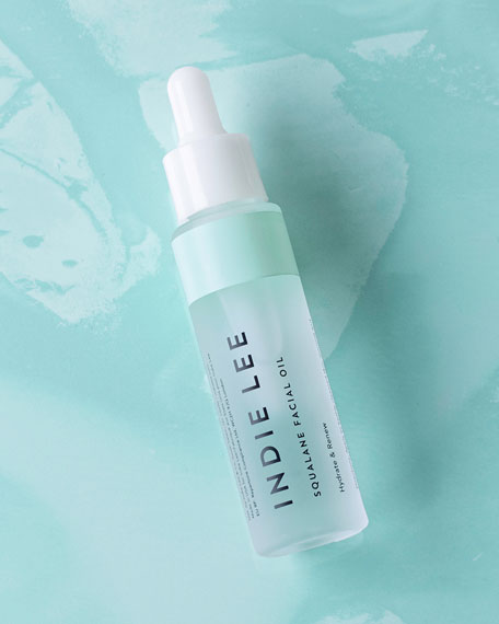 Image 3 of 5: Indie Lee 1 oz. Squalane Facial Oil