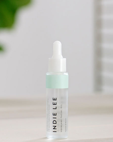 Image 4 of 5: Indie Lee 1 oz. Squalane Facial Oil