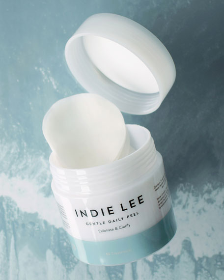 Image 3 of 3: Indie Lee 60 ct. Gentle Daily Peel Pads