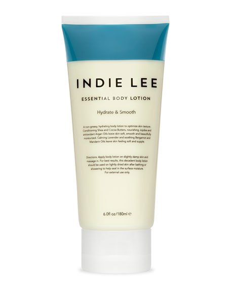 Indie Lee Essential Body Lotion, 6.1 oz./ 180 mL