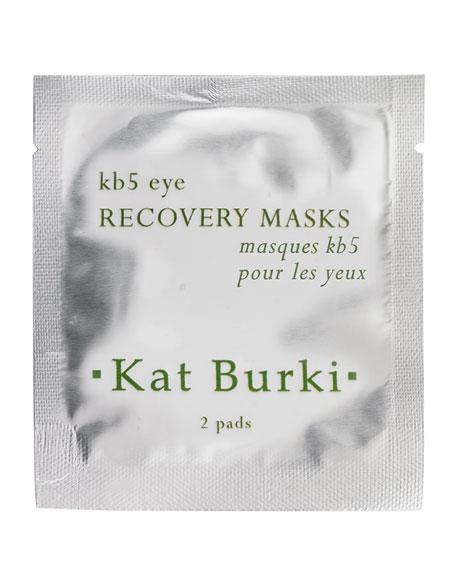 Kat Burki KB5 Eye Recovery Masks