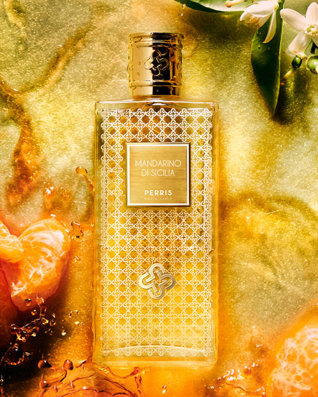 Perris Monte Carlo Mandarino Di Sicilia Eau de Parfum, 3.4 oz./ 100 mL