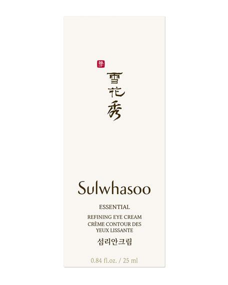 Sulwhasoo Essential Refining Eye Cream, 0.8 oz./ 25 mL