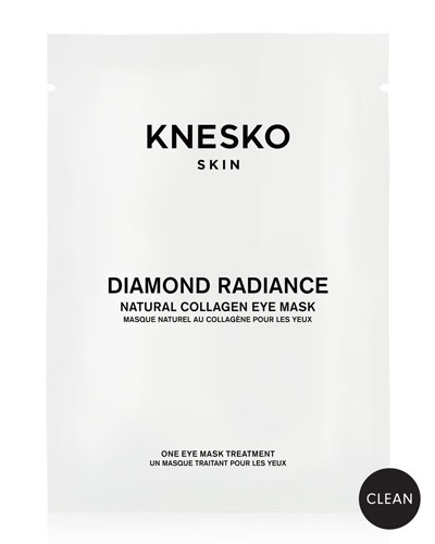 Diamond Radiance Collagen Eye Masks (1 Treatment)