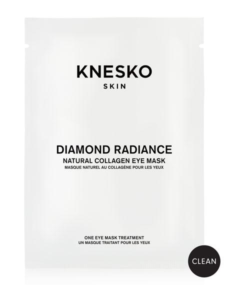 Knesko Skin Diamond Radiance Collagen Eye Masks (1 Treatment)