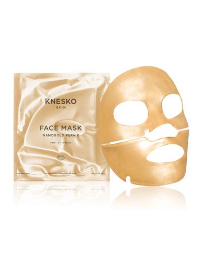Nano Gold Repair Collagen Face Masks (1 Treatment)