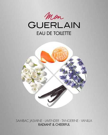 Guerlain Mon Guerlain Eau de Toilette Spray, 1.7 oz./ 50 mL
