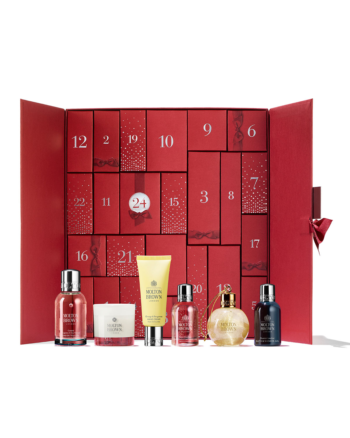 Molton Brown Advent Calendar | Neiman Marcus