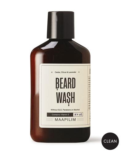 Beard Wash - Cedar  Citrus & Lavender  8.4 oz./ 248 mL