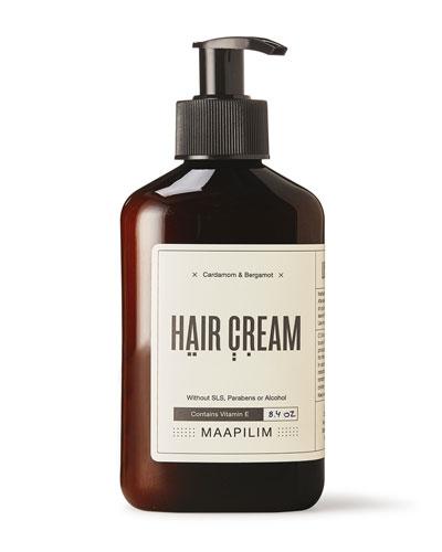 Hair Cream - Cardamon & Bergamot  8.4 oz./ 160 mL