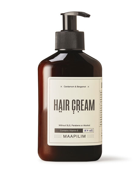 Maapilim Hair Cream - Cardamon & Bergamot, 8.4 oz./ 160 mL