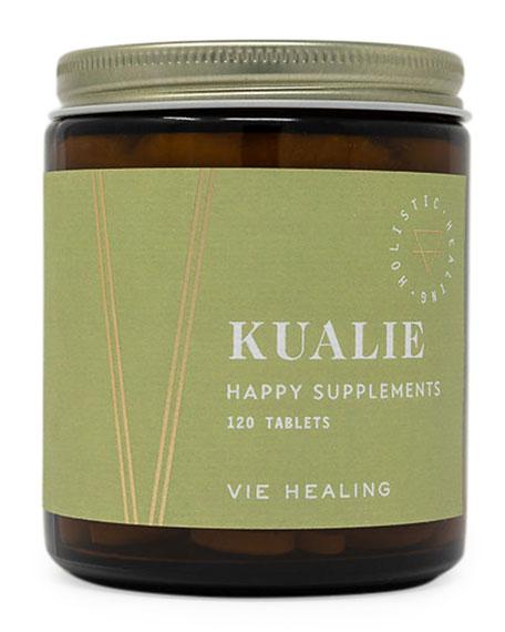 Vie Healing Kualie Happy Adaptogenic Supplements, 120 Tablets