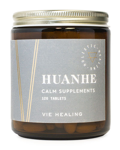 Huanhe Calm Adaptogenic Supplements  120 Tablets