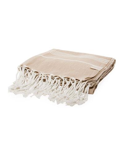 Turks Havlu Crème Turkish Towel