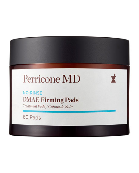 Perricone MD No:Rinse DMAE Firming Pads, 60 Pads