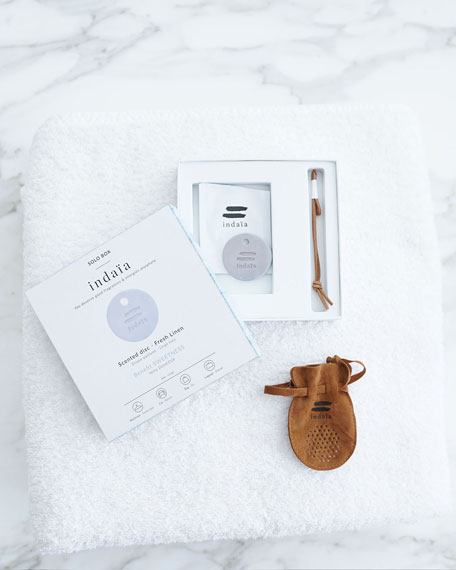 Image 3 of 3: Fresh Linen Scented Disc