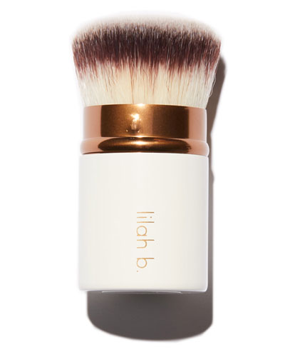 Retractable Creme Foundation Brush #6