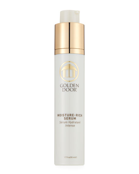 Golden Door Moisture-Rich Serum, 1.7 oz./ 50 mL