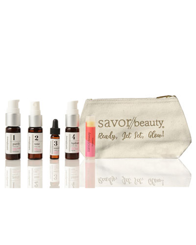 Ready Jet Set Glow! Travel Set