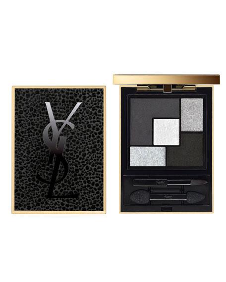 Yves Saint Laurent Beaute Exclusive Wild Tuxedo Eyeshadow Palette