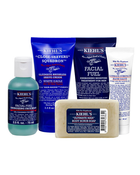 Men's On-The-Go Essentials Set