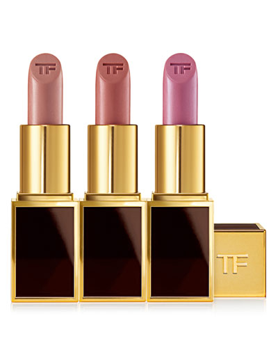 Boys 3 Piece Lipstick Set - Soft