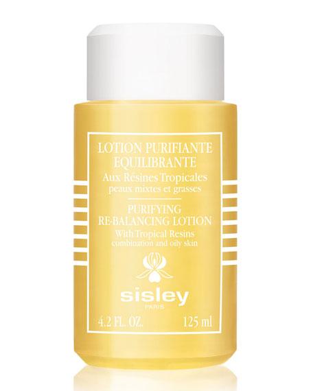 Sisley-Paris Purifying Re-Balancing Lotion With Tropical Resins, 4.2 oz./ 125 mL
