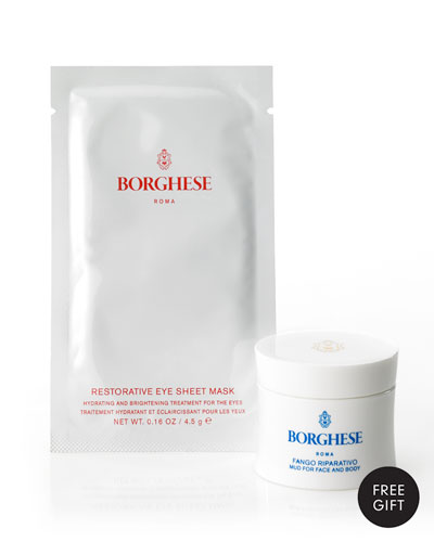 Yours with any $75 Borghese Purchase