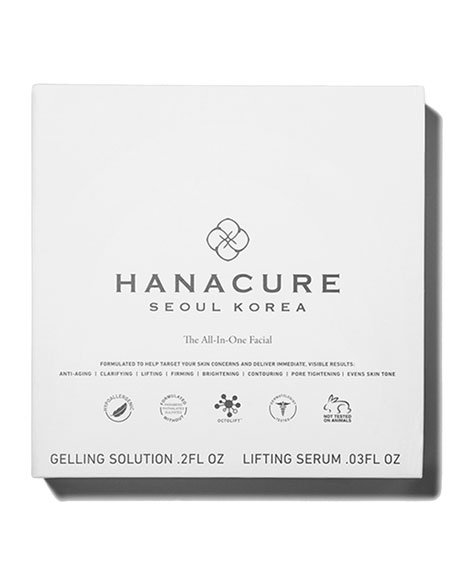 Hanacure All-in-one Facial Starter Set