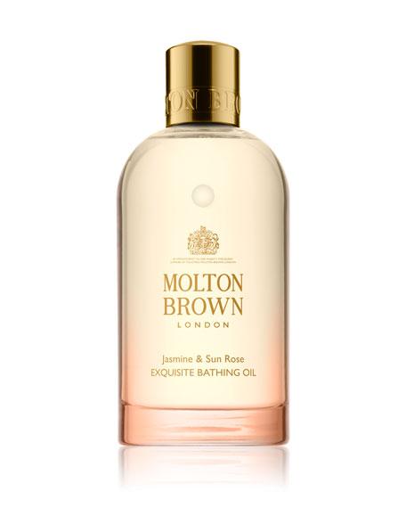 Molton Brown Jasmine & Sun Rose Exquisite Bathing Oil, 6.6 oz./ 200 mL