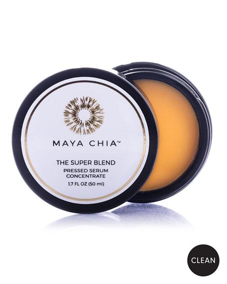 Maya Chia The Super Blend - Pressed Serum Moisture Concentrate, 1.7 oz./ 50 mL