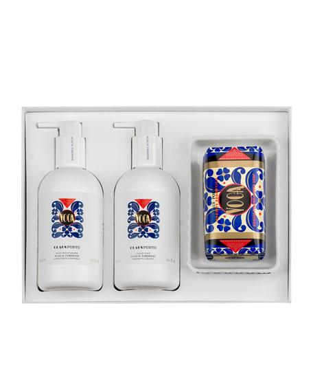 Claus Porto VOGA Liquid Soap Body Moisturizer Soap