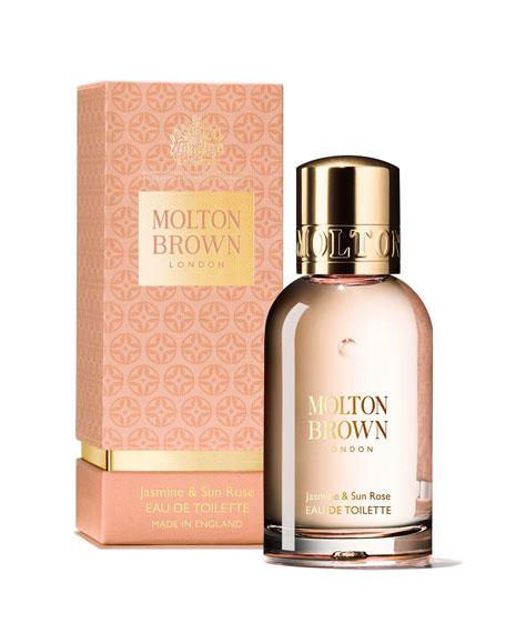 Molton Brown Jasmine & Sun Rose Eau de Toilette, 3.3 oz./ 100 mL