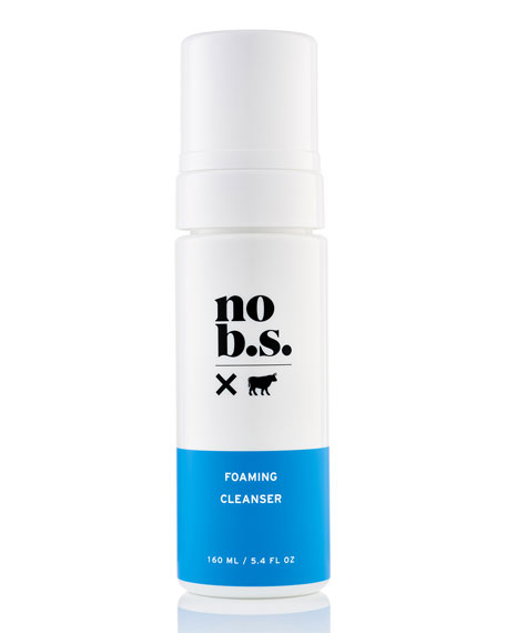 No B.S. Foaming Cleanser