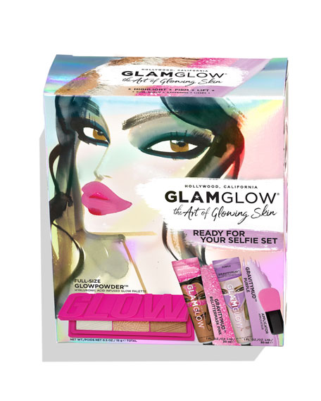 Glamglow The Art of Glowing Skin - Ready for Your Selfie Set ($113 Value)
