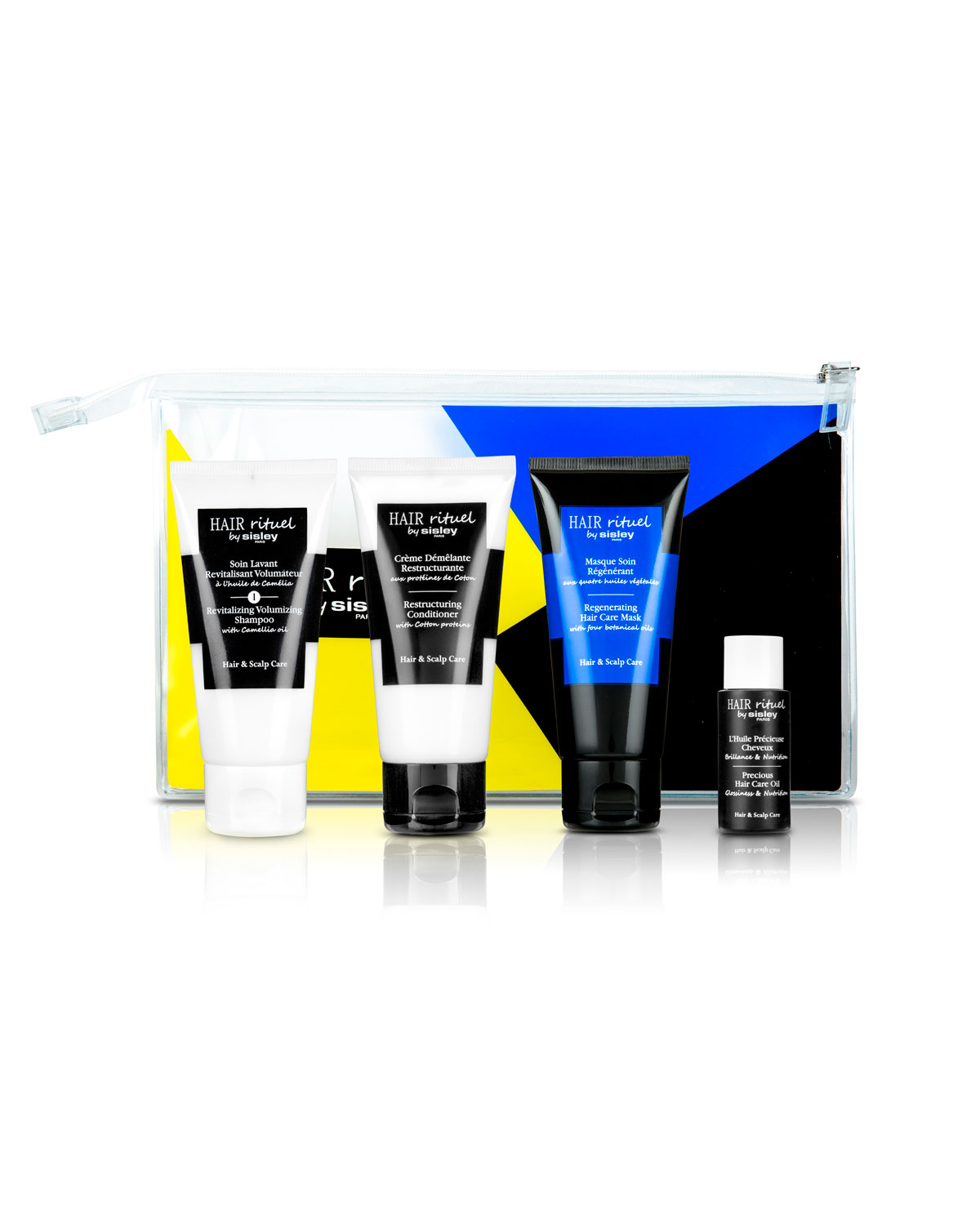 Sisley-Paris Volumizing Discovery Set