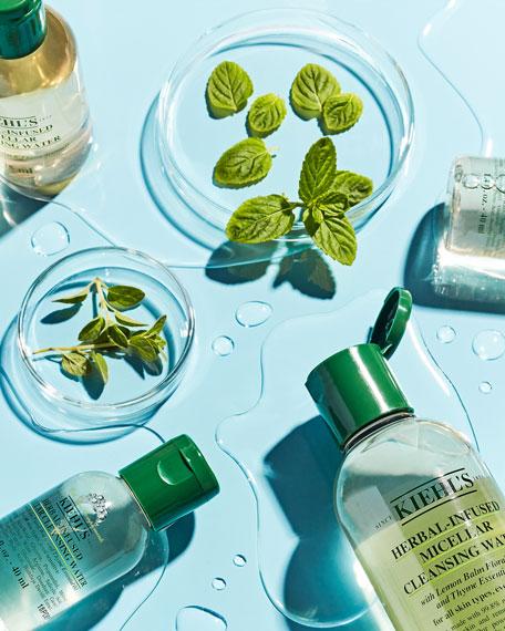 Kiehl's Since 1851 Herbal-Infused Micellar Cleansing Water, 2.5 oz./ 75 mL