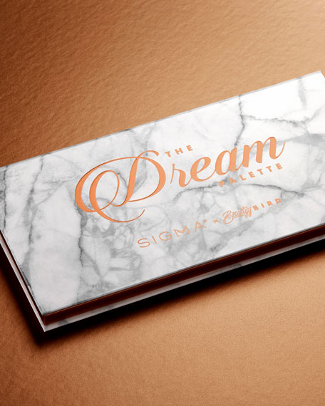 Sigma Beauty Dream Eye and Cheek Palette