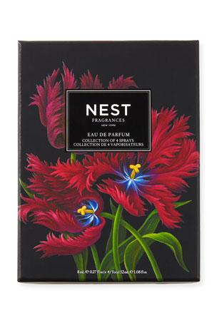 Nest Fragrances 4 x 0.3 oz. Exclusive Fine Fragrance Set