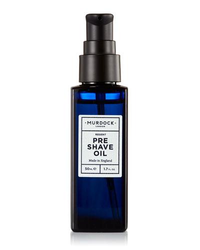 Pre-Shave Oil  1.7 oz./ 50 mL