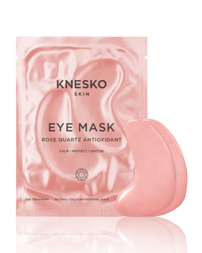 Rose Quartz Eye Mask - 6 Treatments